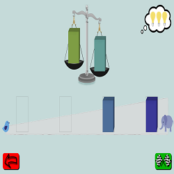 Screenshot of the Educational Game